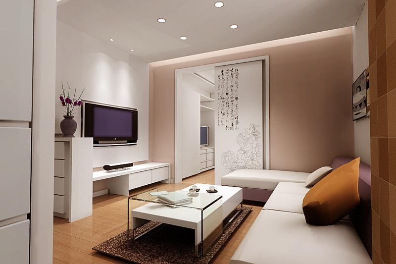 小房子大设计一室一厅一卫装修案