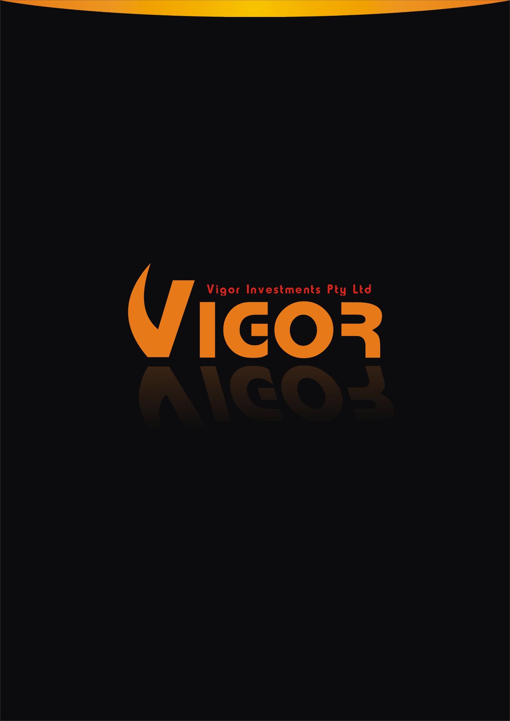 维格投资有限公司logo 及名片设计(15日)