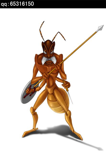 蚁人头像q版