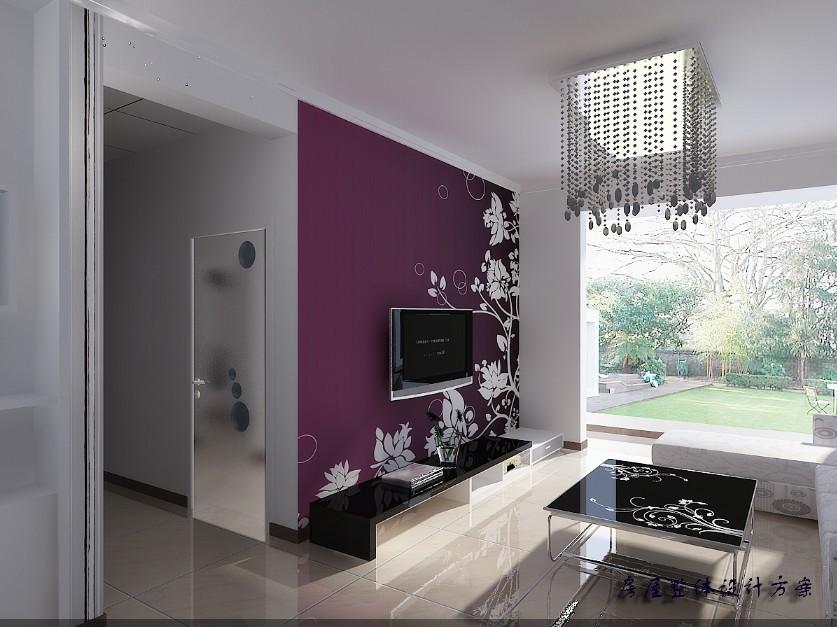 120平米三室兩廳室內裝修效果圖及施工圖