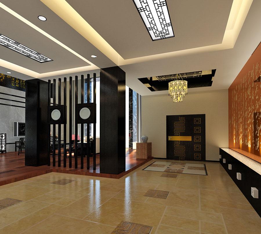 室内装修设计,中式