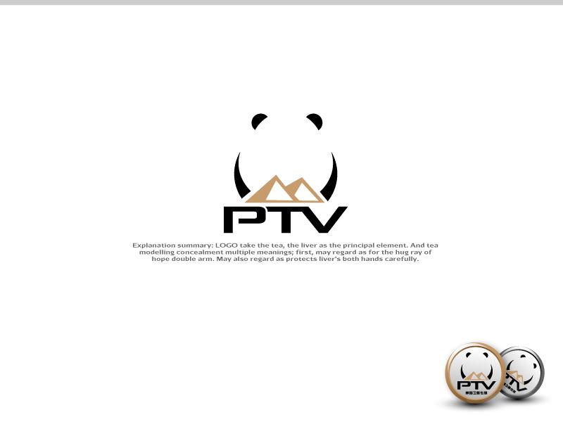 请设计logo:熊猫卫视传媒有限公司