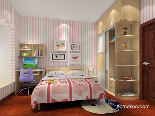 70平米两室两厅装修效果图设计