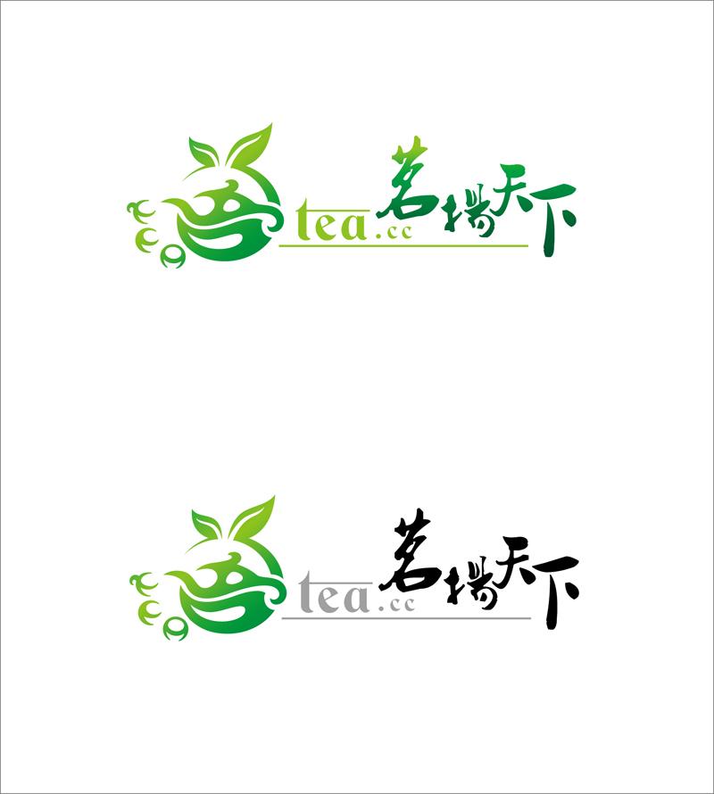 tea.cc 茗扬天下 logo设计