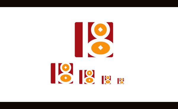 "logo 设计 围绕""k8""这两个字创作"