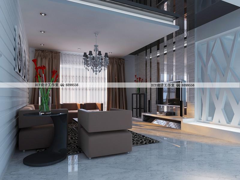 三室两厅 房子 装修 设计 图 征集 1000元 k68威