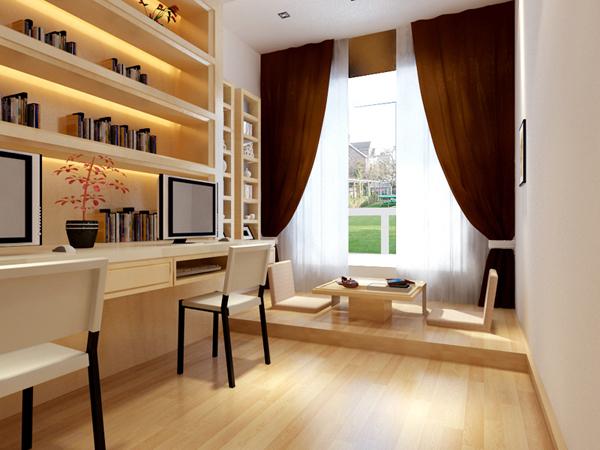 家装设计 要求: 1、造价控制在5万元内。 2、书房要有文化氛围,可考虑明式风格。 3、客厅、卧室,简洁、温馨、舒适。 4、主卫内设木桶浴缸,浴缸内水最好可再做冲厕用。 5、厨房方便,易清洁。 6、饭厅能容纳8人吃饭,平时3人。 7、该房屋地处攀枝花市米易县,属山区河谷地带,一年四季,阳光充沛,气候宜人(室内自然气温估计在10~30°),夏季长冬季(与北方比只能算秋天)短,季节变化不明显,室内不宜过重暖色调;拟使用太阳能热水调节室内冬季温度,若有解决方案最好。 8、需提供各类施工图纸及材料表。