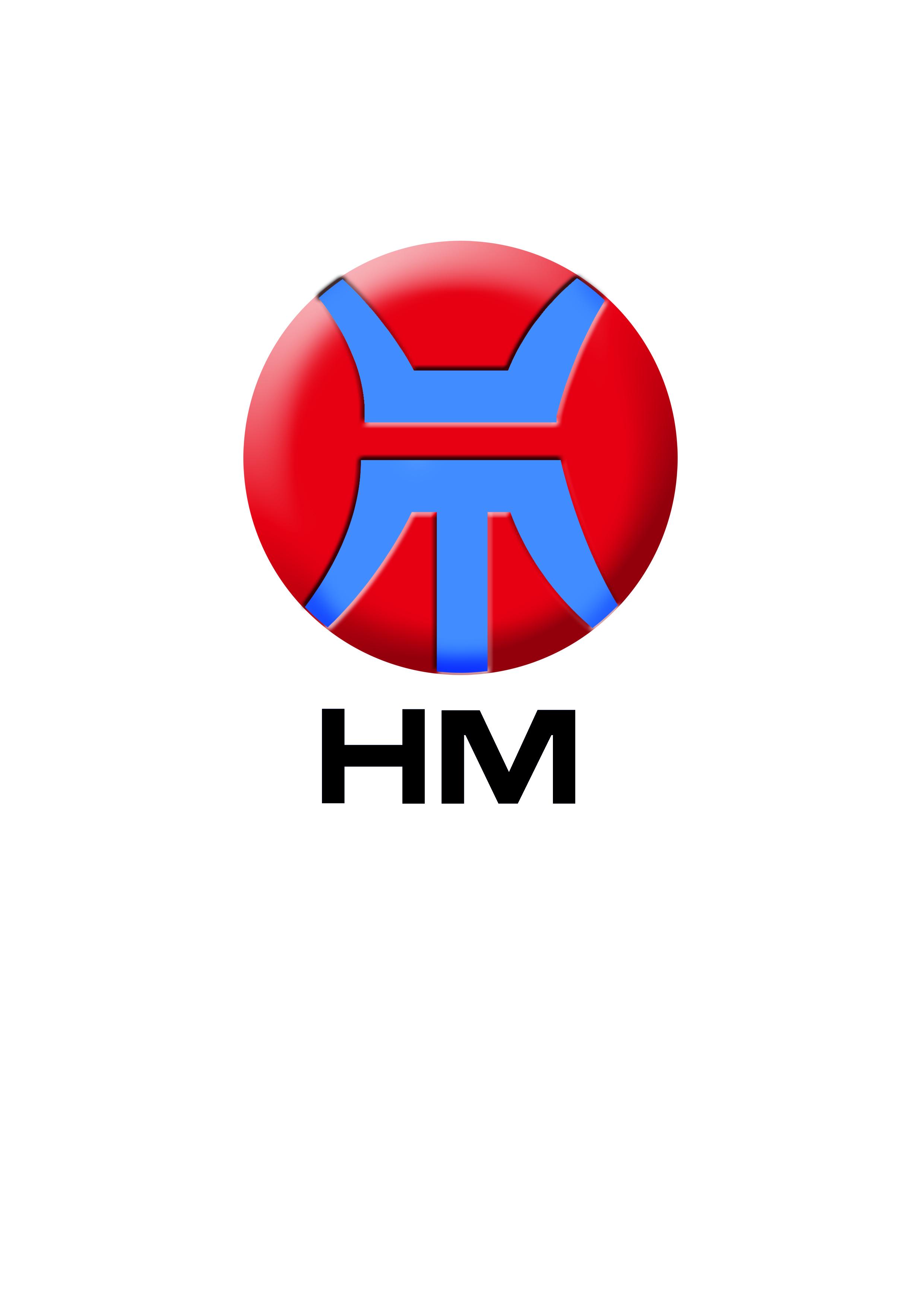 hm公司logo设计- 稿件[#2563075]