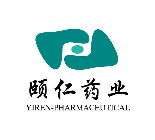 江苏颐仁药业有限公司logo设计