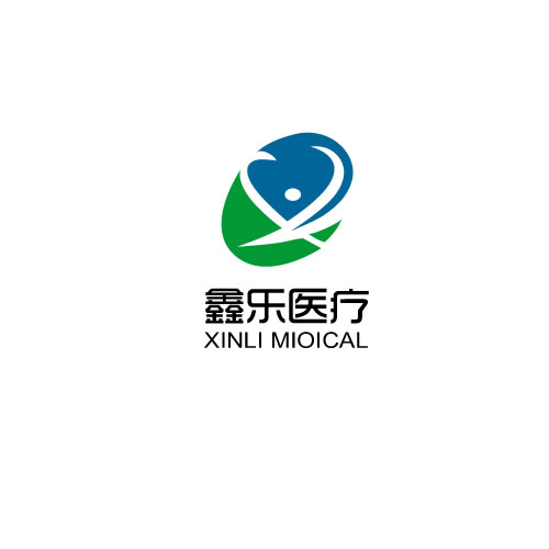 鑫乐医疗logo设计