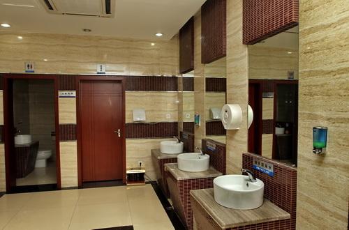 星级厕所效果图设计