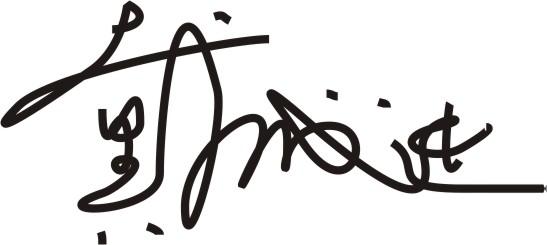 个性签名设计