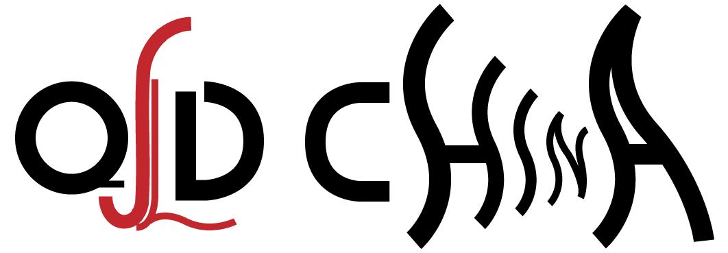 """图案 设计/完全以""""QJLD""""形成一张貌似人脸的图案,看字母的同时还能发现..."""