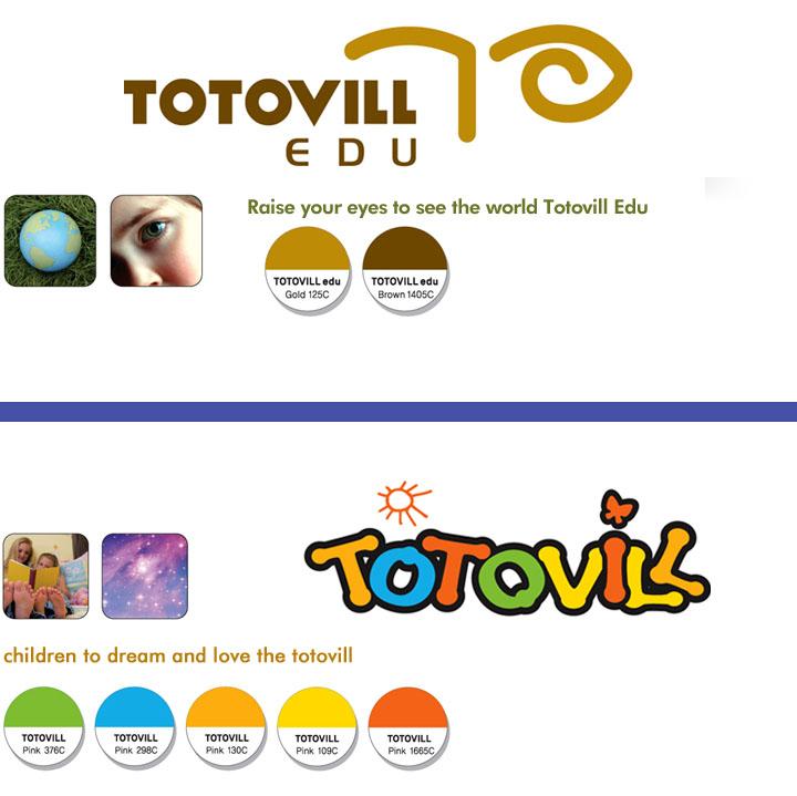 早教logo设计及卡通形象(吉祥物)设计