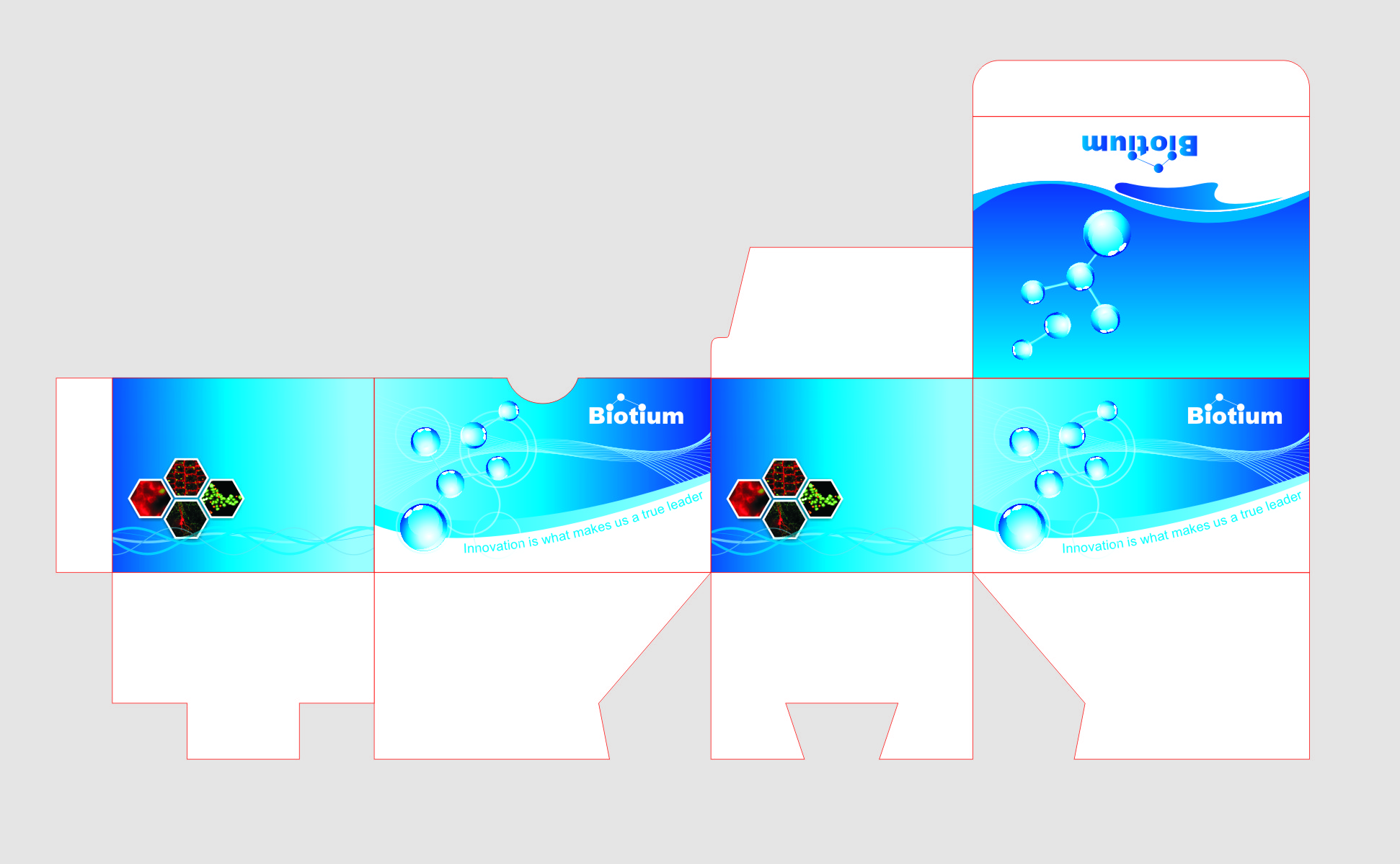 包装设计欣赏 包装盒设计欣赏