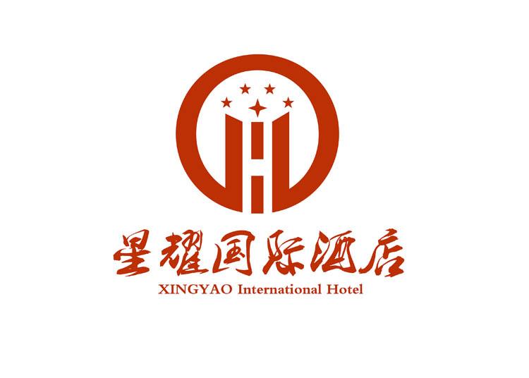 国际酒店设计一LOGO 还有些简单的VI