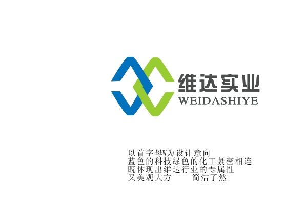宁波维达实业公司logo,名片设计,广告