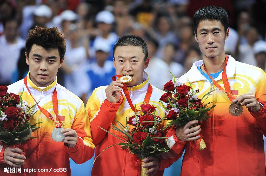 奥运明星 展板