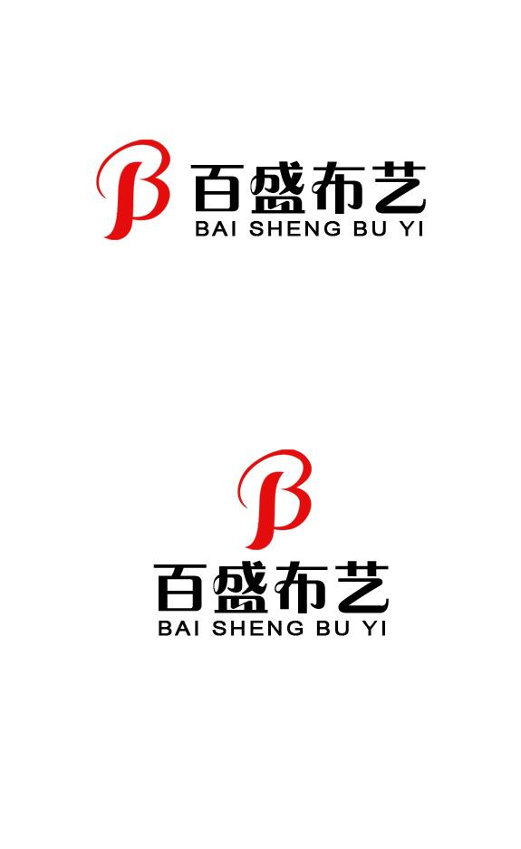 窗帘店logo,名片,宣传图片设计